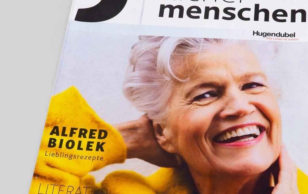 büchermenschen, Printmagazin
