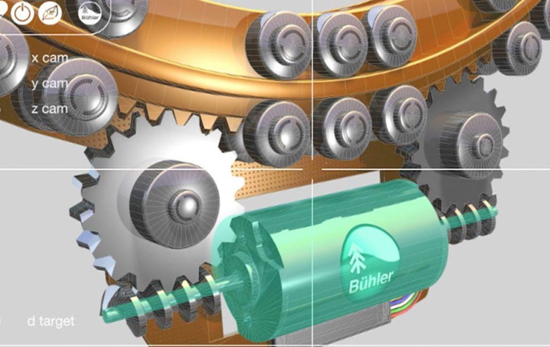 Animierte Clips für Bühler Motor